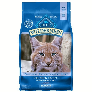 Blue Buffalo Wilderness Indoor Chicken Cat 5#