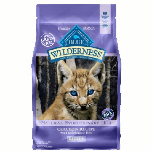 Blue Buffalo Wilderness Chicken Kitten 5# C=4