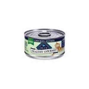 Blue Buffalo Healthy Gourmet  Sliced Chicken Cat 24/3OZ