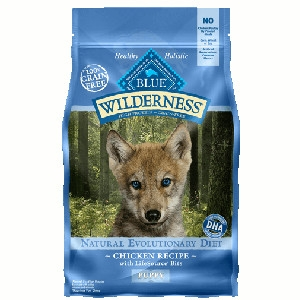 Blue Buffalo Wilderness Chicken Puppy 24#