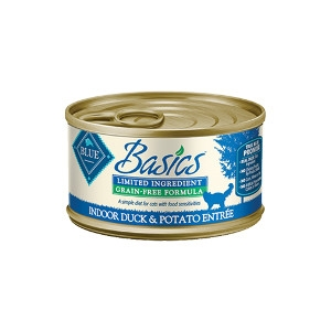 Blue Buffalo Basics Duck Cat 24/3OZ