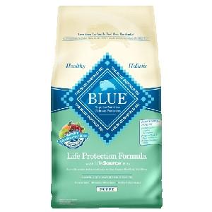 Blue Buffalo Lamb/Oatmeal Puppy 30#