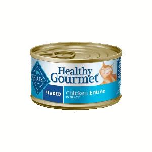 Blue Buffalo Healthy Gourmet Flaked Chicken Cat 24/5.5OZ