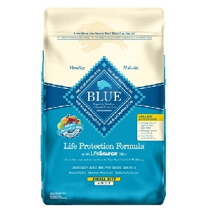 Blue Buffalo Small Bite Adult Chicken Dog - 15 lb.