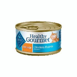 Blue Buffalo Healthy Gourmet Grilled Chicken Cat 24/3OZ