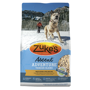 Zuke's Ascent™ Adventure® Tender Blend Wild Boar & Pea Recipe