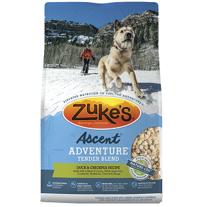 Zuke's Ascent™ Adventure® Tender Blend Duck & Chickpea Recipe