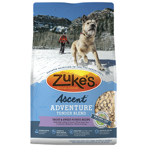Zuke's Ascent™ Adventure® Tender Blend Trout & Sweet Potato Recipe