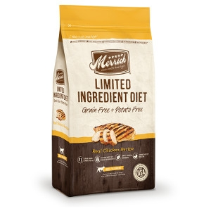 Merrick Limited Ingredient Diet Real Chicken Recipe for Dogs- 22lbs