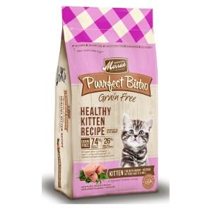 MerrickPurrfect Bistro Grain Free Healthy Kitten Recipe for Cats- 7lbs