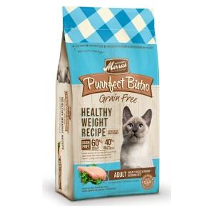 MerrickPurrfect Bistro Grain Free Healthy Weight Recipe for Cats- 7lbs