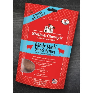 Dandy Lamb Freeze-Dried Dinner Patties for Dogs 25 oz.