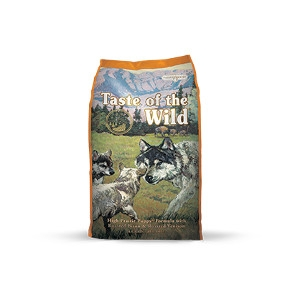 High Prairie Puppy® Formula with Roasted Bison & Roasted Venison for Dogs- 5lbs