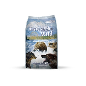 Pacific Stream Canine® Formula with Smoked Salmon for Dogs- 5lbs