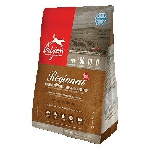 Orijen Freeze-Dried Regional Red Dog Food