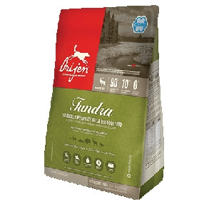 Orijen Freeze-Dried Tundra Dog Food- 16oz