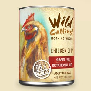 Chicken Coop™ Canned Dog Food