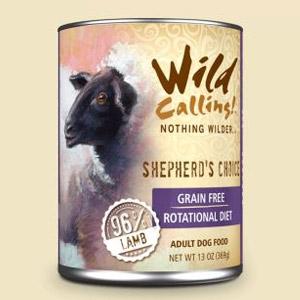 Shepherd's Choice™ Canned Dog Food