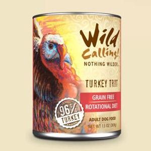 Turkey Trot® Canned Dog Food