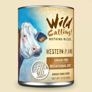 Western Plains™ Canned Dog Food