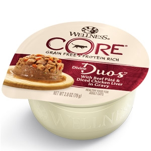 Core® Divine Duos™  Grain Free Beef & Chicken Canned Cat