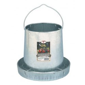 Hanging Metal Poultry Feeder