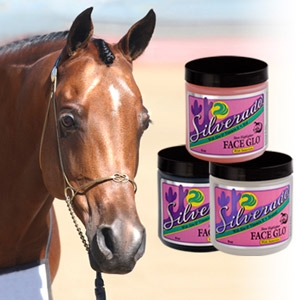 Silverado Face Glo™ Highlighter for Horses