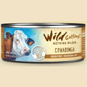Cowabunga™ Canned Cat Food