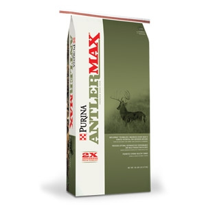 AntlerMax® Deer 20 with Climate Guard Deer Feed