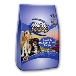 NutriSource® Small & Medium Breed Puppy Food