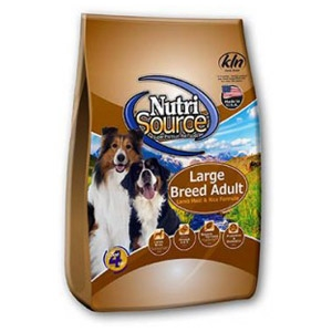NutriSource® Large Breed Lamb Meal & Rice Dog Food