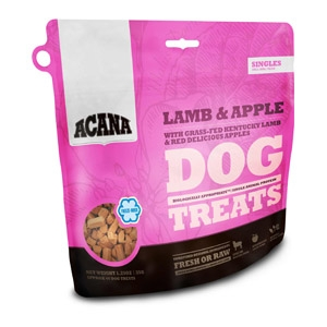 Acana® Singles Formula Lamb & Apple Dog Treats
