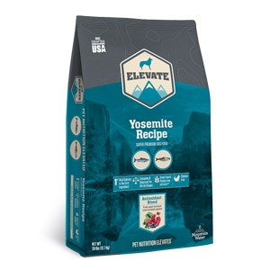 Elevate™ Yosemite Recipe Super Premium Grain Free Dry Dog Food