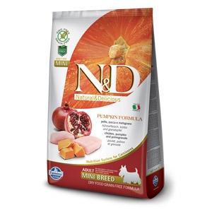 Farmina® Natural & Delicious Chicken & Pomegranate Adult Mini Breeds