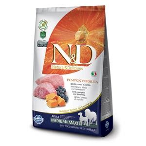 Farmina® Natural & Delicious Lamb & Blueberry Adult Adult Medium & Maxi Breeds