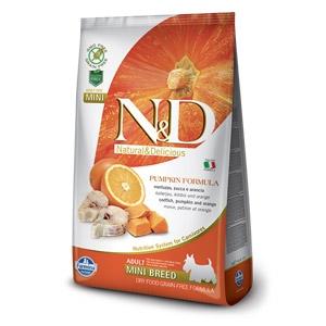 Farmina® Natural & Delicious Codfish & Orange Adult Mini Breeds
