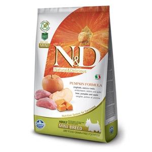 Farmina® Natural & Delicious Boar & Apple Adult Mini Breeds