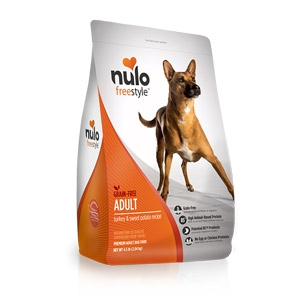 Nulo FreeStyle™ Grain Free Turkey & Sweet Potato Adult Dog Food
