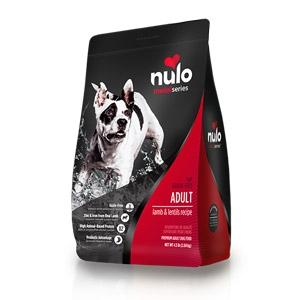 Nulo MedalSeries™ Grain Free Lamb & Lentils Adult Dog Food