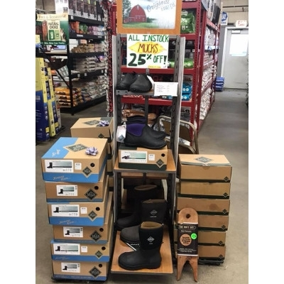 30% off ALL Muck Boots In Stock