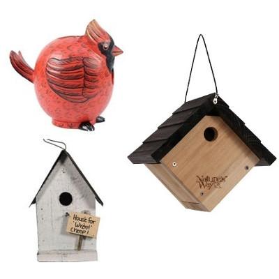 20% OFF all Bird Houses