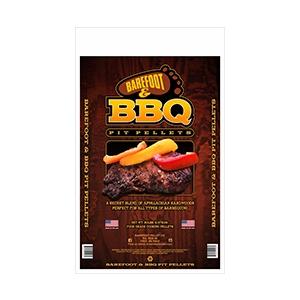 10% Off Barefoot & BBQ Pit Pellets