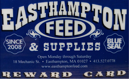 Easthampton Rewards Card