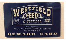 Westfield Rewards Card