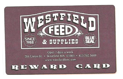 Westfield Rewards Card