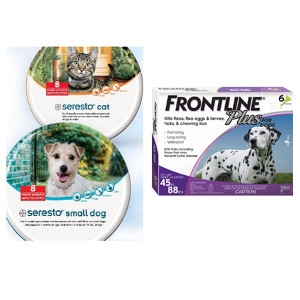 10% Off All Flea & Tick Products