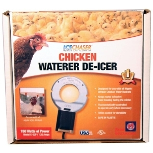 10% Off All De-Icers