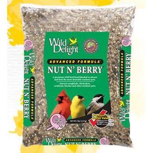 20 Lb. Wild Delight Nut & Berry: $22.99