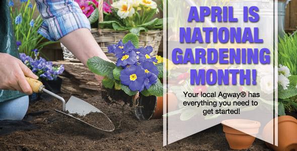 gardening month