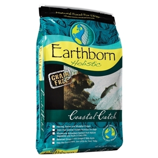 Earthborn Holistic Coastal Catch Natural Grain-Free Dog Food 28 Pound